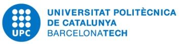 UPC - BCN logo